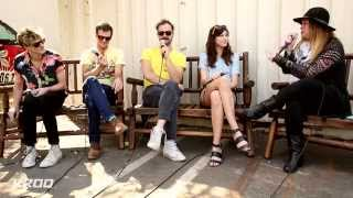 Houndmouth Interview with Nicole Alvarez