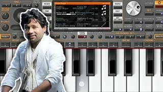 Saiyyan - Kailash Kher | Mobile Instrumental Music On ORG 2020 | Piano Star