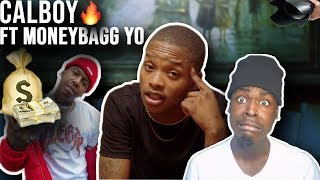 CALBOY   UNJUDGE ME😤 FT. MONEYBAGG YO 🔥 (OFFICIAL MUSIC VIDEO) REACTION😱
