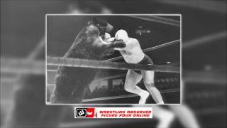 Dave Meltzer & Bryan Alvarez Discuss Wrestling Bears...