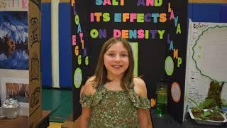 Fifth Grade Science Fair