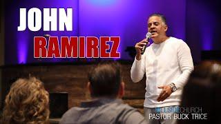 Special Guest: John Ramirez (PM)