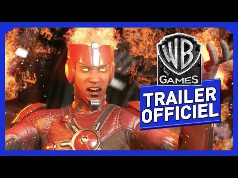Injustice 2 - Firestorm - Trailer Officiel de Injustice 2