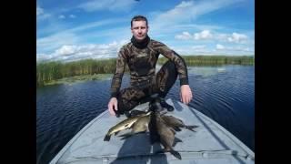 Рыбалка на озеро неро зимой