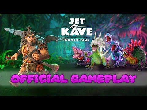 Jet Kave Adventure - Exclusive Official Gameplay thumbnail