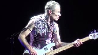 Red Hot Chili Peppers - 09. Red Hot Mama (Funkadelic) (Riga, Latvia, 27.07.17)