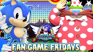 Fan Game Fridays - SONIC OVERTURE