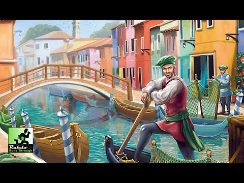 Rahdo Runs Through►►► Burano