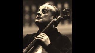 ANDRÉ NAVARRA,  BOCCHERINI Cello Sonata No.6