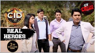 Varun Dhawan in Danger? | C.I.D | सीआईडी | Real Heroes