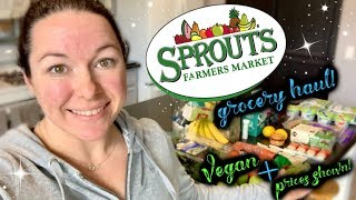 Morbidly Obese Vegan Grocery Haul | What I bought at Whole