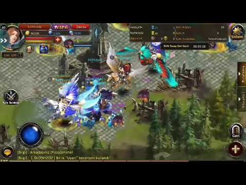 s116 Birlik savaşı -Legend online classic (видео)