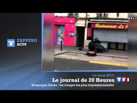 AC3S Sécurité | Alarme Conseil Système Nantes: Braquages impressionnantes