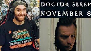 DOCTOR SLEEP - Official Teaser Trailer REACTION
