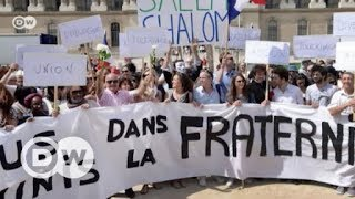 Young Jews emigrating to Israel from France   DW English