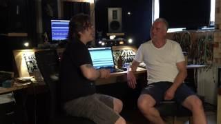 """Unisonic - Kosta & Dennis about """"Live In Wacken"""" Part 2"""