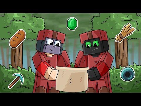 ZÍSKEJ VŠECHNY ITEMY! (Minecraft Bingo) w/ Marwex