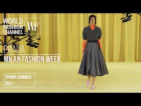 Prada spring-summer 2021   Milan Fashion Week
