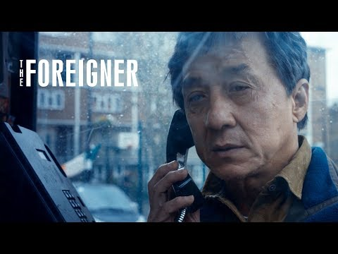The Foreigner (TV Spot 'Don't Count on It')