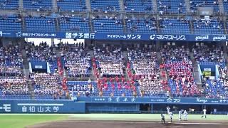 済美高校の応援団、ヒット・ヒット・ホームラン!!