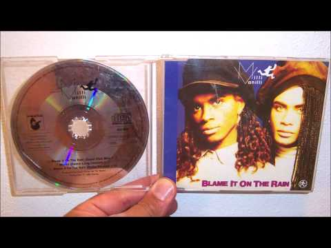 Milli Vanilli - Blame it on the rain (1989 Super club mix)