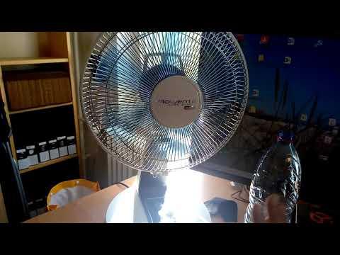 180° Mini Clipventilator Umluftventilator Tischventilator Ventilator Kühler