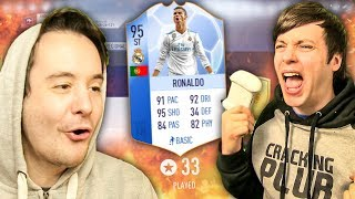 YESSS I HAVE THE NEW ST RONALDO! - FIFA 18 ULTIMATE TEAM PACK OPENING / Fut Champions