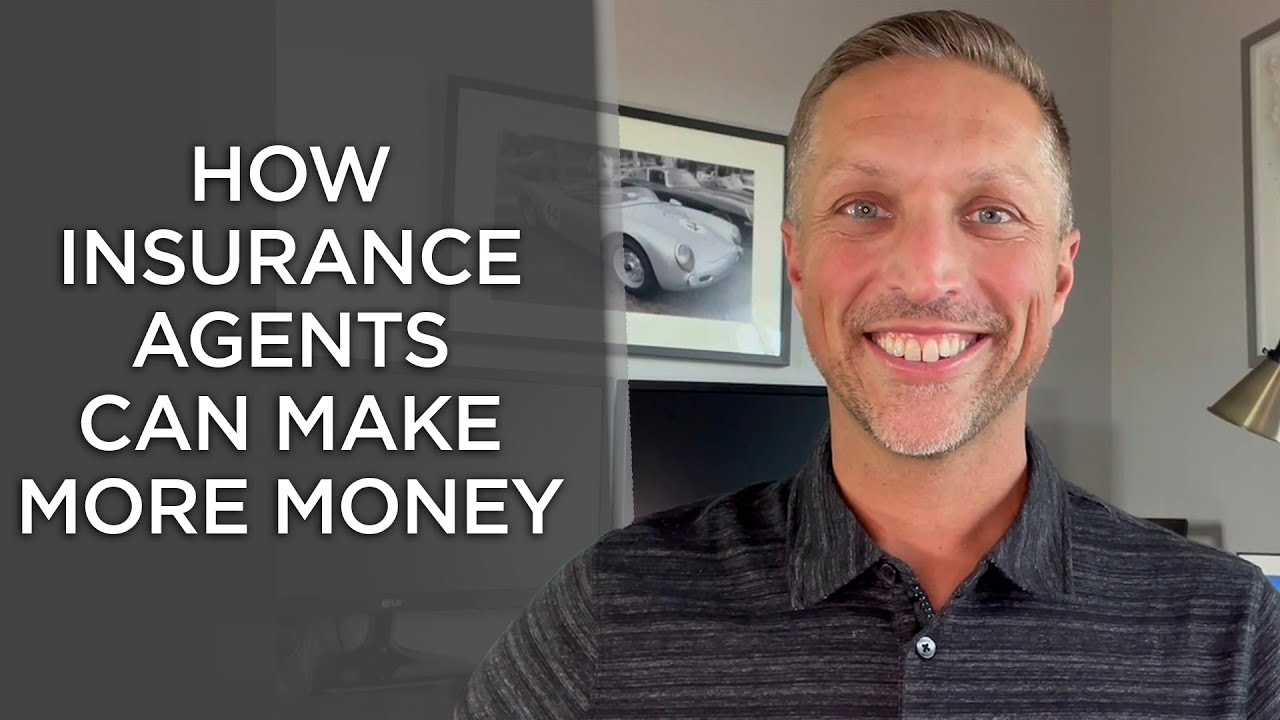 Increasing Your Income as an Insurance Agent
