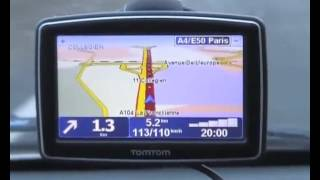 Test Tomtom XL IQ Routes Edition