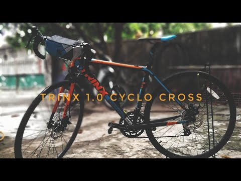 TRINX CLIMBER 1.0 CYCLO CROSS Review Part 1