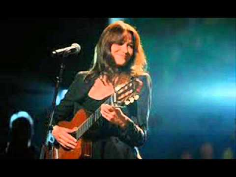 "Carla Bruni, ""L'amoureuse""  With Lyrics and Translation"