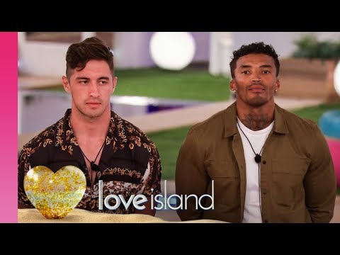 FIRST LOOK: Amber's Torn as Michael and Greg Won't Back Down | Love Island 2019