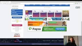 Как покупать трафик и рекламировать другие проекты в MyPayingAds