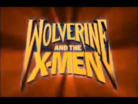Wolverine and the X-men Animated Tv Series Fan-Made Opening