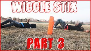 Wiggle Stix Challenge #3 - Who Has The Best Jukes?