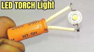 diy-high-power-led-torch-light