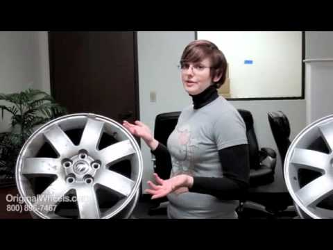 Milan Rims & Milan Wheels - Video of Mercury Factory, Original, OEM, stock new & used rim Co.