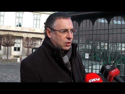 Orbán király a Várban
