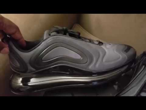 promo code 4cb4d eabdd Airmax 720 Black Black Anthracite Unboxing Review Comfort Analysis - Mr P