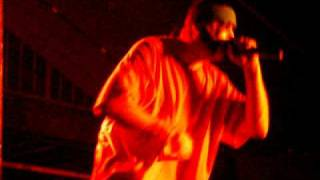 "Anybody Killa ABK performs ""The Vision"" @ St. Pete Shock Therapy Show"