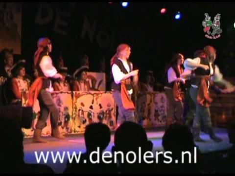 The Pirates van oud dansgarde  De Nölers pronkzittingen 2009