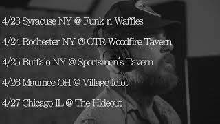 Jeremy Pinnell April Tour Dates!