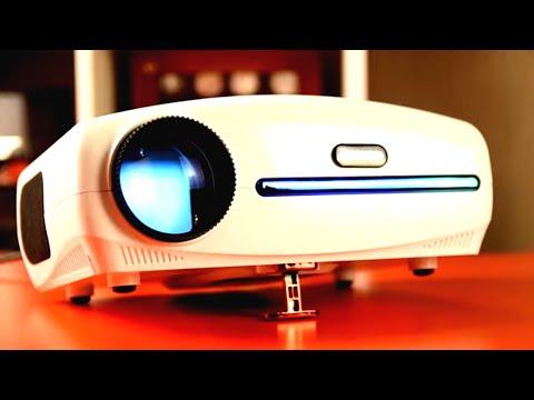 Обзор яркого и мощного проектора WZATCO C2 / Арстайл /