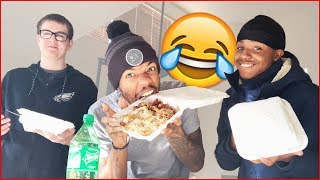 The Most Argumentative MUKBANG Ever! - Daily Dose 2.5 (Ep.12)