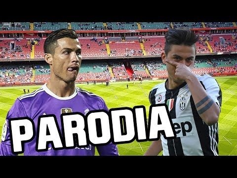 Canción Real Madrid vs Juventus 4-1 (Parodia CNCO, Yandel - Hey DJ)