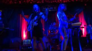 VON GREY - 'Behind Your Eyes' (Live in Los Angeles 1-28-16)