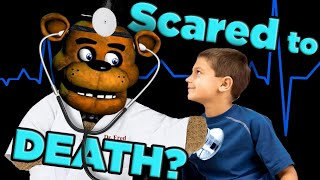 Can FNAF Kill You IRL? | The SCIENCE!...of Five Nights at Freddy's