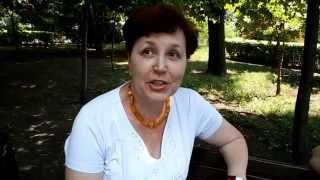 Украинец в Донецке. Реакція на українську мову.