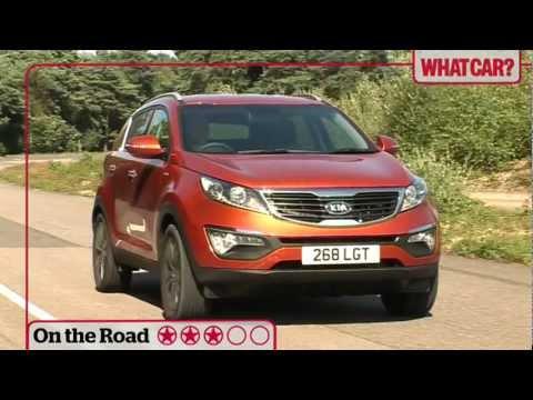 Kia Sportage review