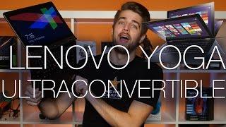 Lenovo Thinkpad Yoga S1 Overview